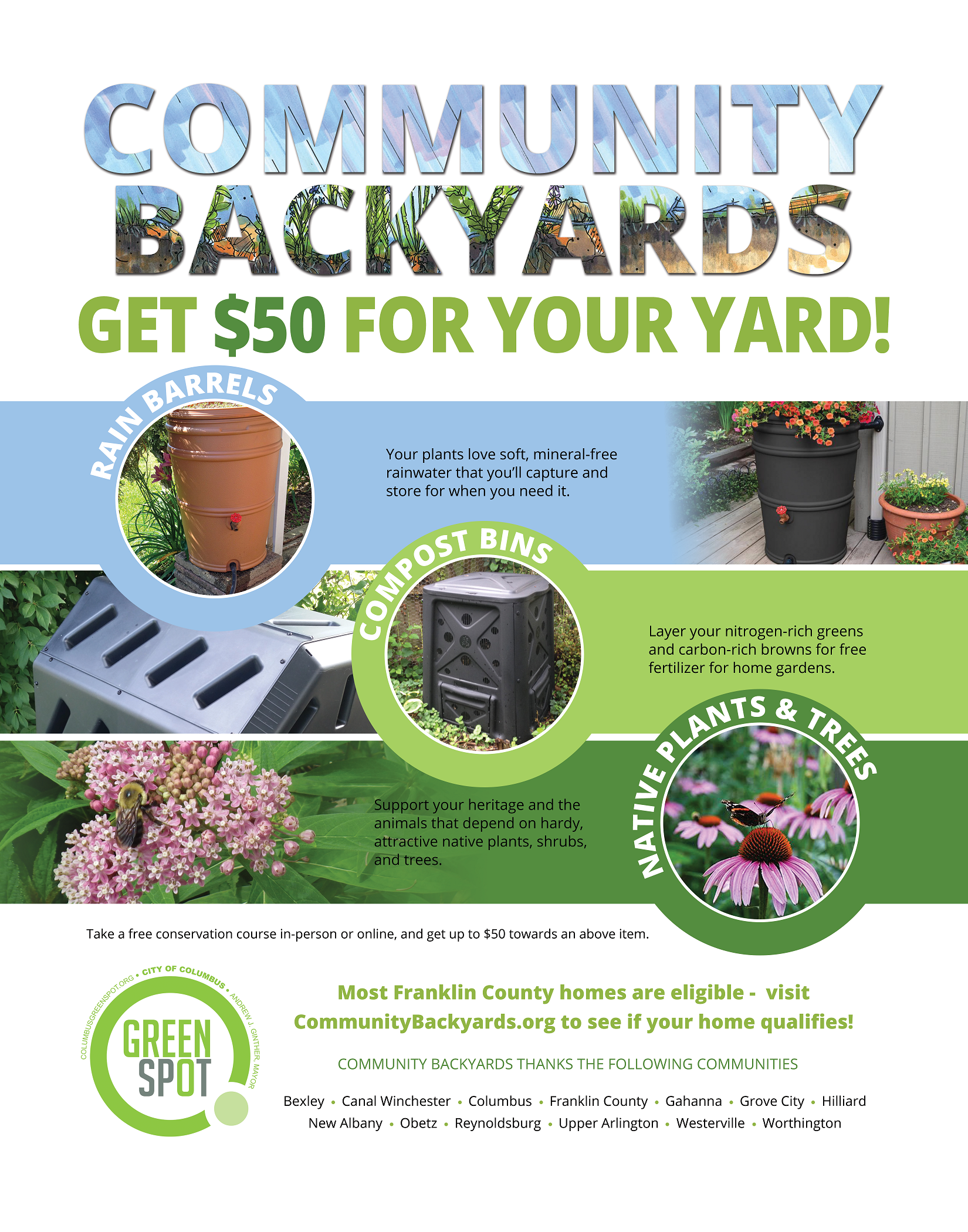 Community Backyards Program